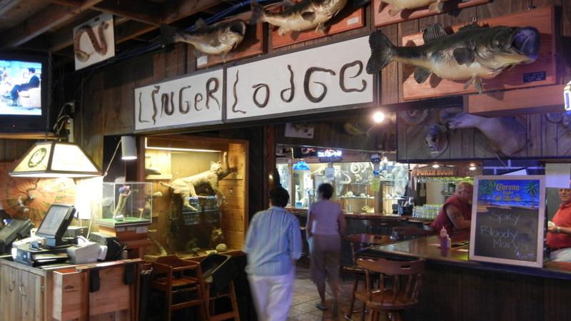Linger Lodge Restaurant  Linger Lodge Road Bradenton Fl