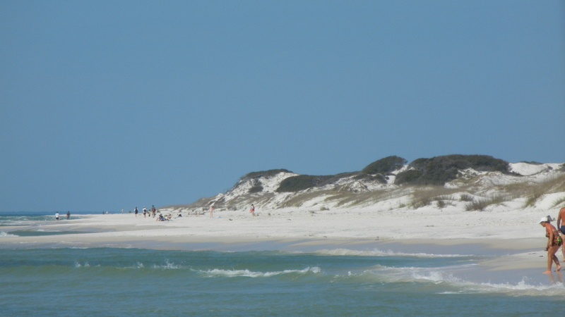 Mar 8 Day 46 Tuesday Carrabelle To St Joseph Peninsula